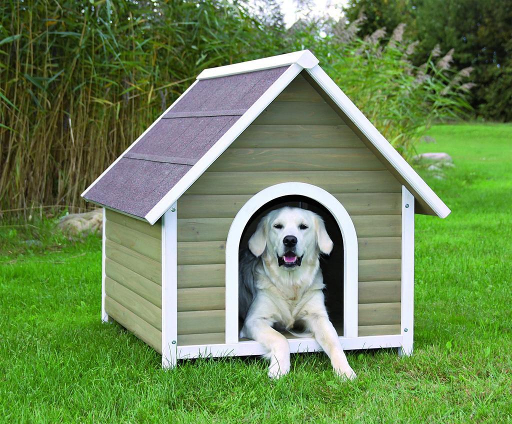 Как построить домик для собаки своими руками