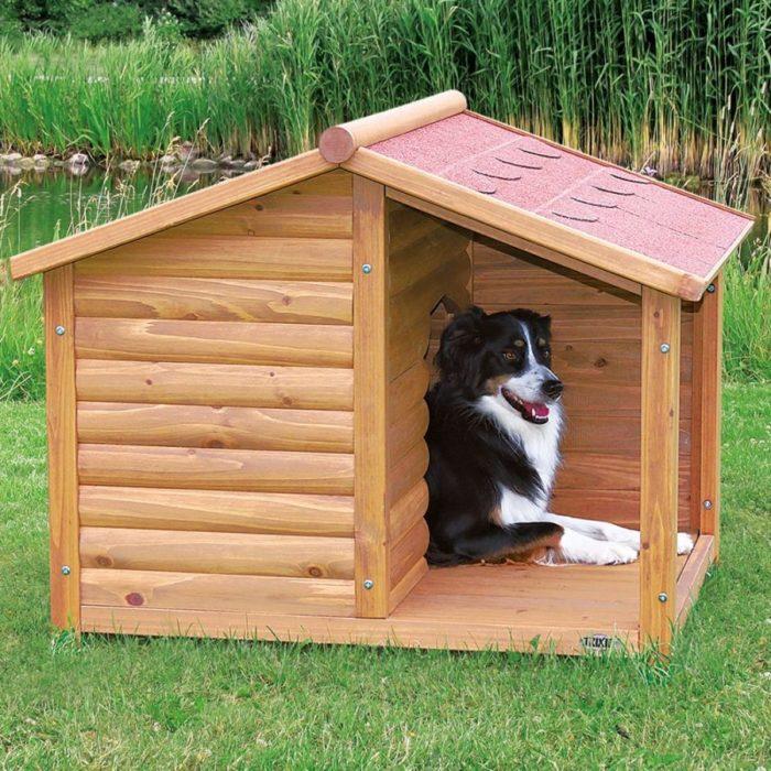 Как сделать будку для собаки своими руками: советы