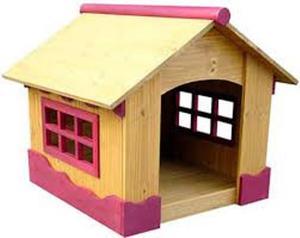 Фото домика для собаки