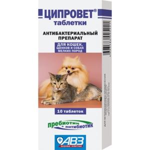 Человеческие антибиотики для котов